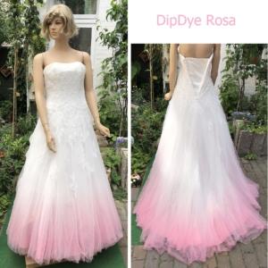 DipDye-Rosa - Färberei Holtmann Wittingen