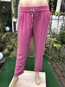 Jerseyhose-Pink - Färberei Holtmann Wittingen