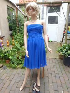 Färberei Holtmann Wittingen - Brautkleid gefärbt - Seide kornblau
